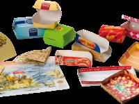Sonstige behälter schalen, hot-dog-kroketten-piadina-schachteln