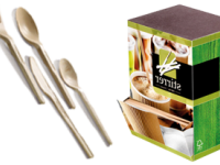 Cutlery and accessories 100% biodegradable