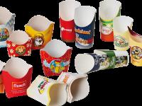 Pata- box et conteneurs pour la friture