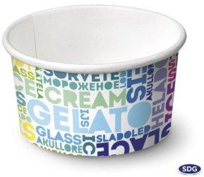 155 ml Paper ice cream cup - 102