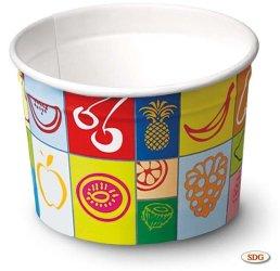200 ml Paper ice cream cup - S19