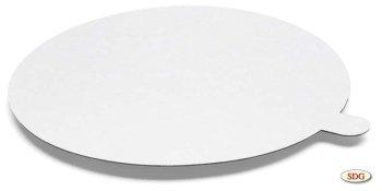 Ø84.7 mm Solid board lid x 100 cup