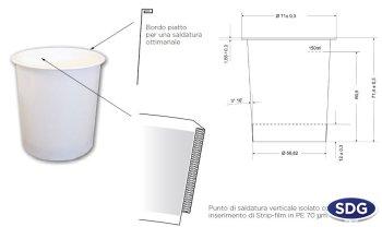 YOGURT CUP 175 ml