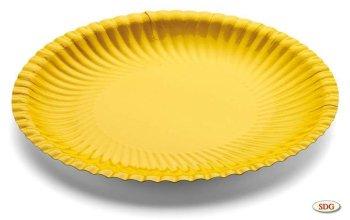 Round ø23 cm paper dish - 203