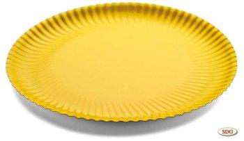 Round ø29 cm paper dish - 204