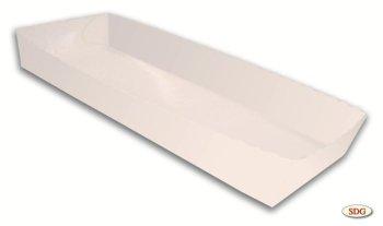 230x90x29cm Solid board tray
