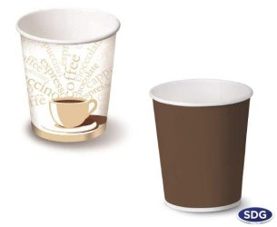 4oz -125 ml Paper coffee cup - 106