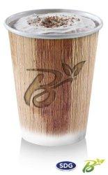 Palm Leaf Cup of 9 OZ 280 ml – 311