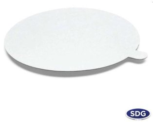 Paper lid 69,8mm x ice-cream cup 95