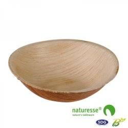 ø 95 mm Palm leaf dish  - 15022