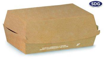 BIOCOMPOST AVANA HAMBURGER BOX 642-65