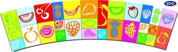 """""""Tutti - Frutti"""" General graphics"""