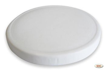 Couvercle en carton ø91,5 mm pour pots 160+200B, S40, gobelets 12oz+16oz et 45W+50W+70W
