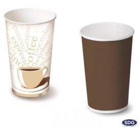 Gobelet en carton pour café 16 OZ - 550 ml - 109