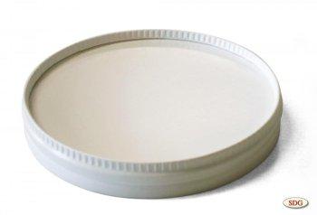Coperchio snap-on in cartoncino ø79 mm x cestello S19