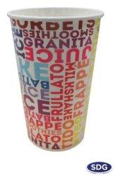 Bicchiere di carta da 500 ml - 50W