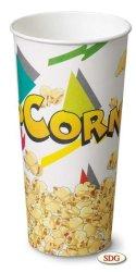 Bicchiere per pop-corn - V24