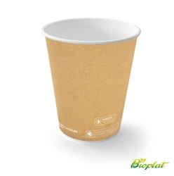 BICCHIERE 300ML CAFFE PLA BIODEGRADABILE 311-65