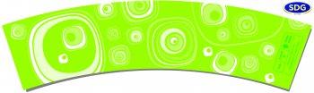 """Grafica stile """"Vintage - verde"""""""