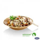Ø 18 cm Palm leaf soup dish - 5035 (ex 806)