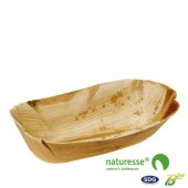 Padiga bowl in 23x11 cm palm leaves - 5284