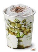 Paper Cup of 6OZ in Palm tree 205ml - 309