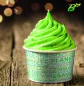 95 Biodegradable paper ice-cream cup - 306-60