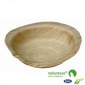 Ø 12 cm Round palm leaf dish - 5029 ex 809