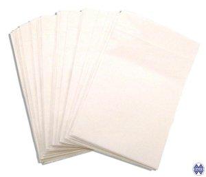 Loose sanitary cardboard toilet seat cover